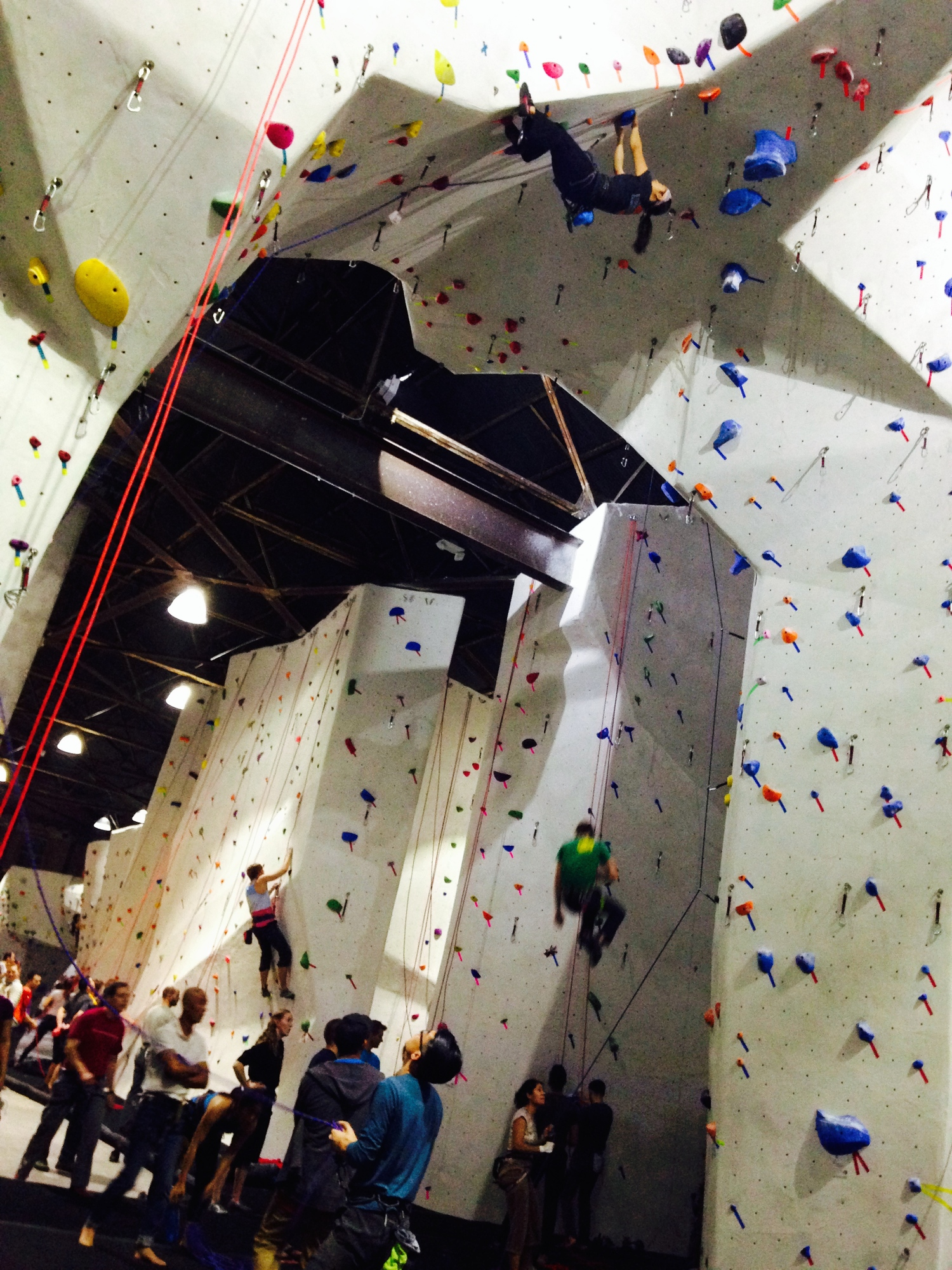 The Best Indoor Climbing Gym In Los Angeles Is Now Open