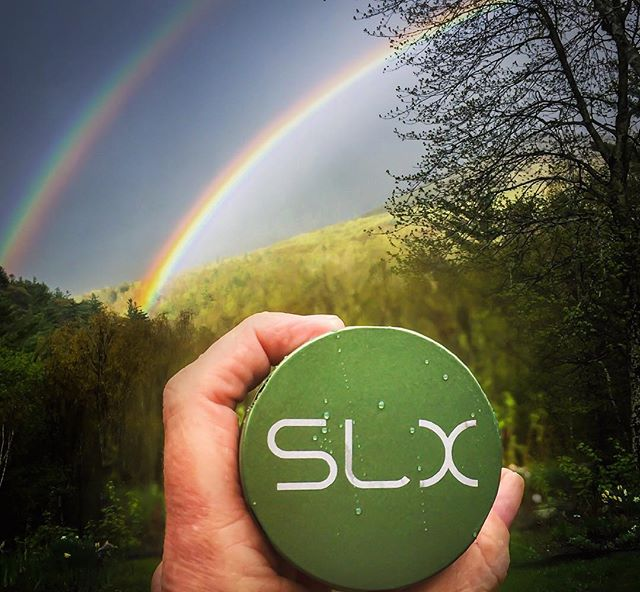 Woahhh.... double #rainbow! - - - - #ceramic #herbgrinder  #cannabis #legalizeit #lux #nyc #colorado #420 #420life #420blazeit #420photography #710 #710life #710community #marijuana #pot #headyart #headyglass #indicalife #headypendants #artglass #weedstagram #weedstagram420 #weshouldsmoke #letsgethigh  #slxgrinders #slxneversticks