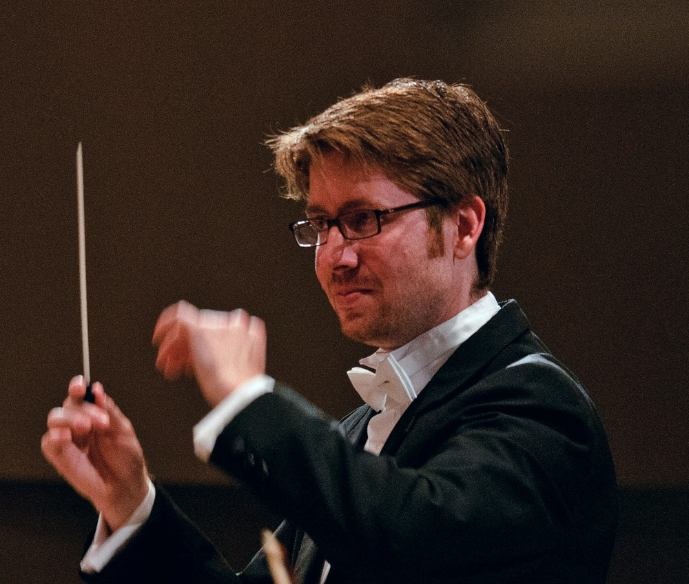 Paul Luongo, Youth Orchestra Director