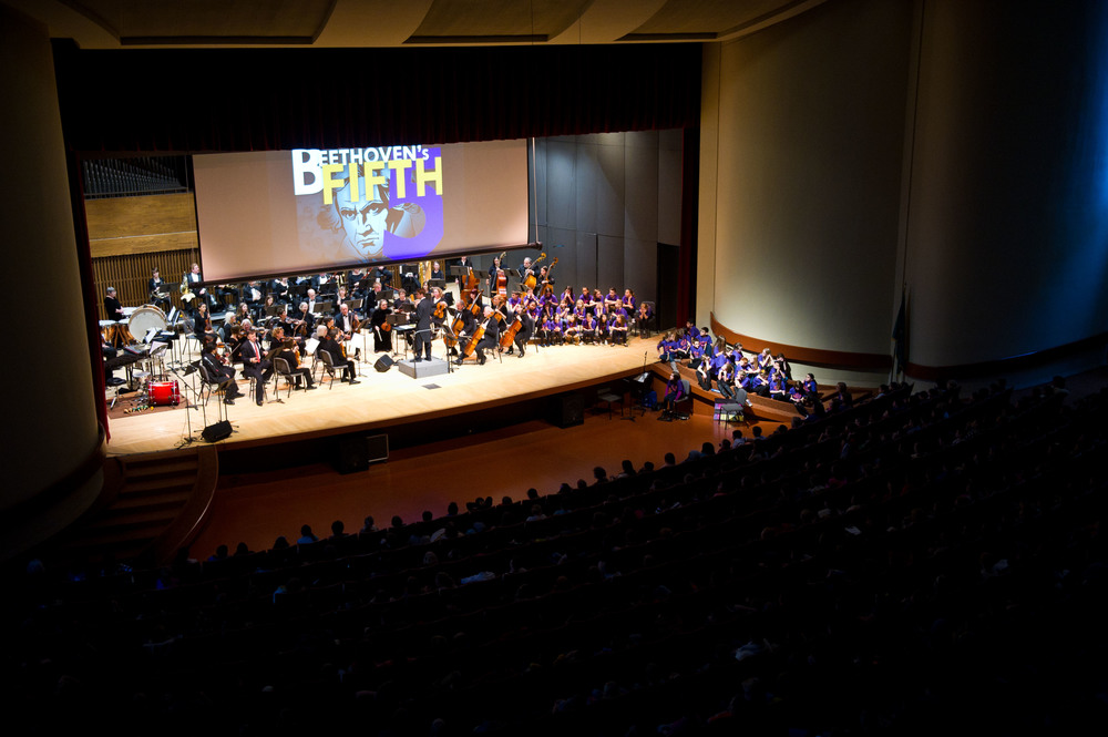 2016 Youth & Family Concerts: Link Up - The Orchestra Moves