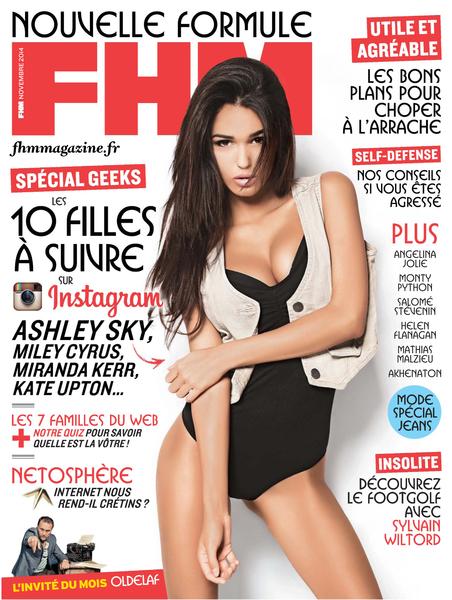 FHM France __ November 2014 cover.jpg