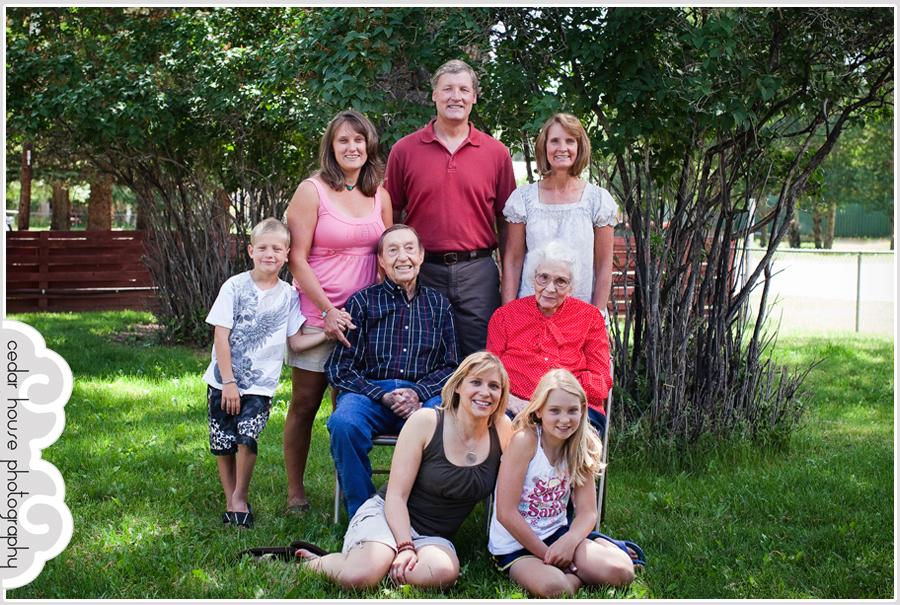 buena vista family portraits