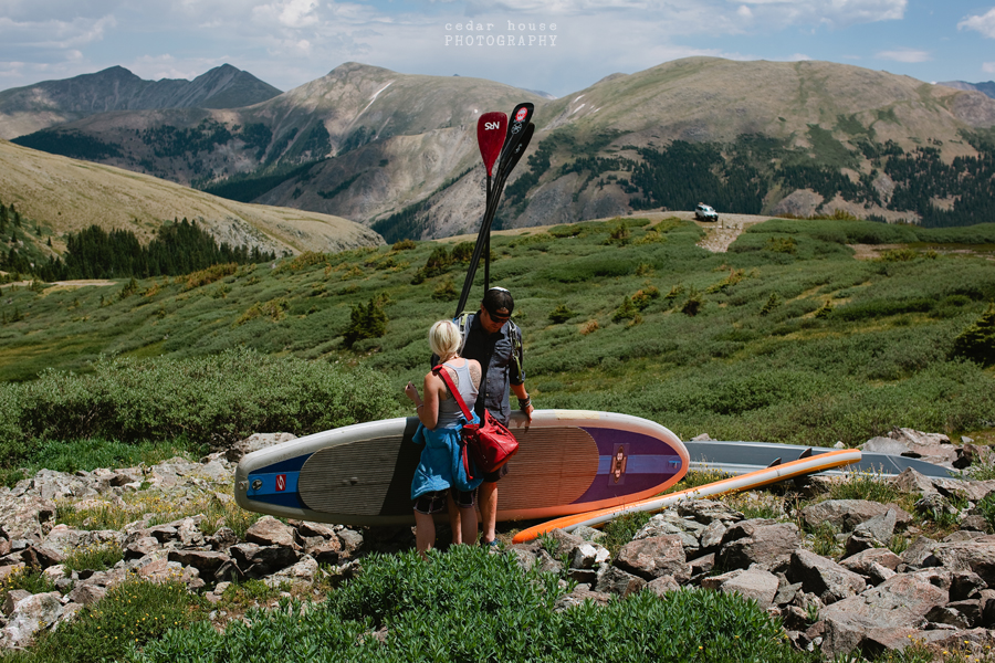 stand up paddling, stand up paddle boarding, paddleboarding, SUP high, alpine paddleboarding, colorado paddleboarding, colorado SUP, colorado stand up paddling, ptarmigan lake