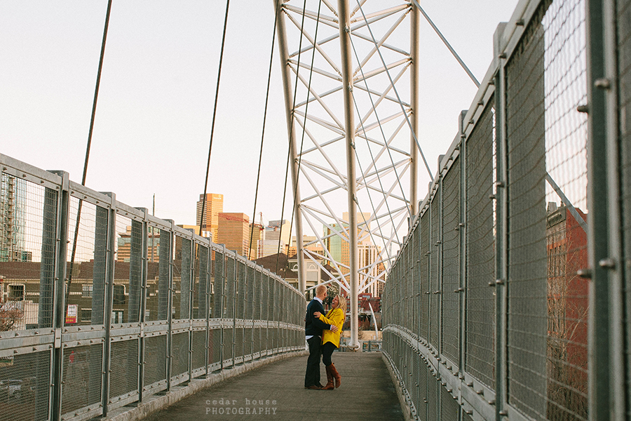 denver engagement photographer, denver engagement photography, ice skating engagement session, winter engagement session, downtown denver engagement