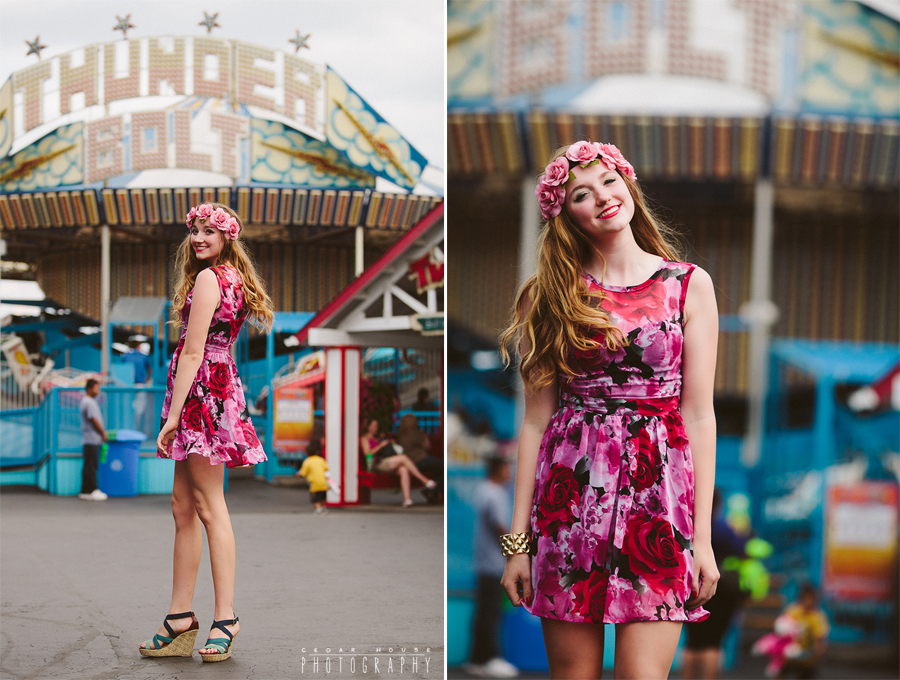 denver senior portraits, denver senior pictures, senior pictures at a carnival, senior pictures at an amusement park, amusement park senior photos, boulder senior portraits, boulder senior pictures, boulder senior photographer