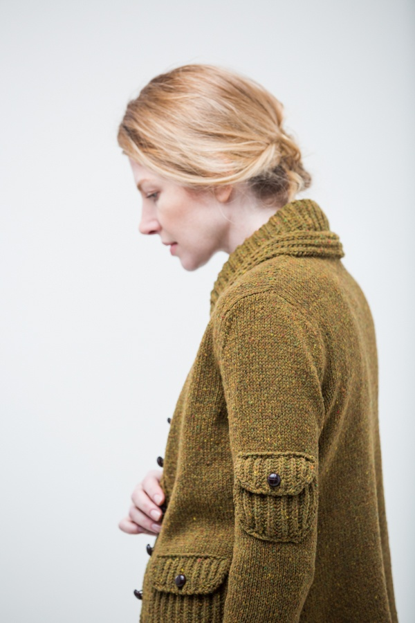 Marshal by Norah Gaughan, Brooklyn Tweed Winter '15