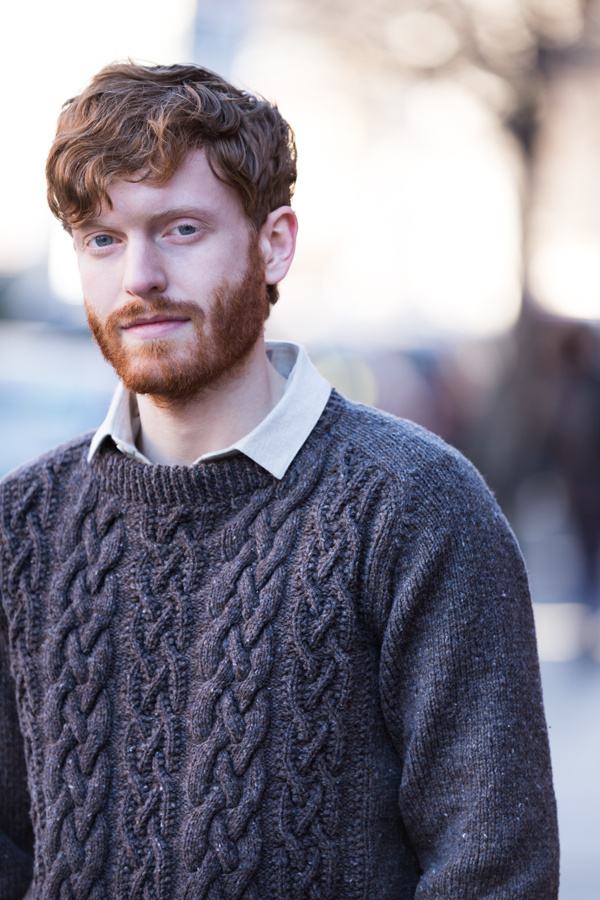 Denali by Norah Gaughan Brooklyn Tweed Men 2