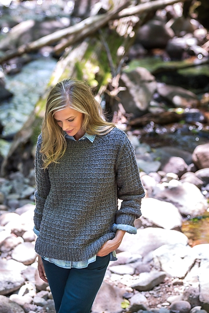 Deschutes by Norah Gaughan  Brooklyn Tweed F'15