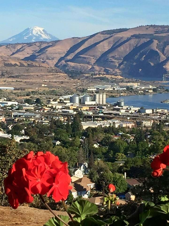 Picture of The Dalles, taken  by Karen LeBreton