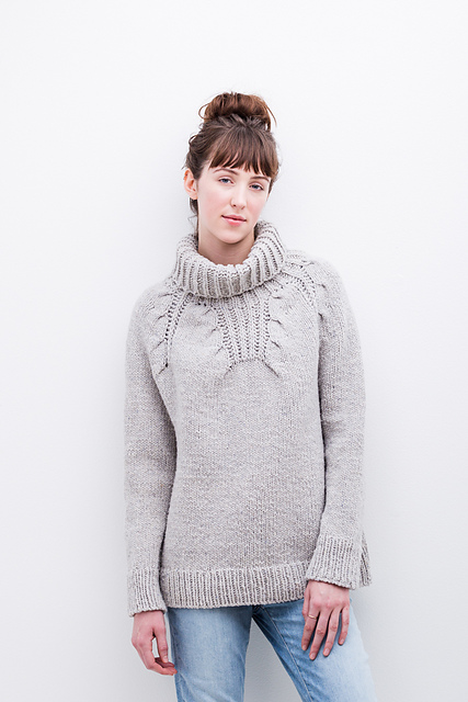 Riptide by Norah Gaughan  Brooklyn Tweed W'16