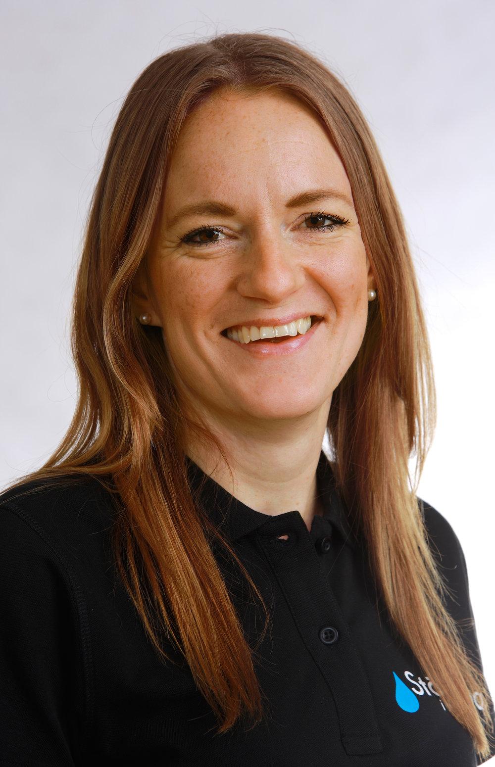 Camilla Maurer,, VD, delägare -Städarna i Nyköping AB