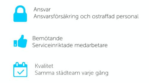 Städbolag i Eskilstuna
