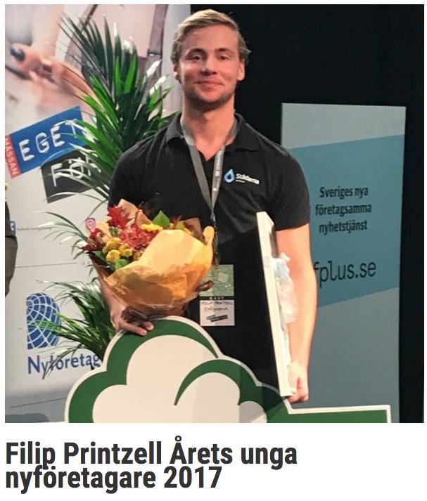 Läs om Filip Printzell som är VD på Städarna i Motala(Städarna i Varamon AB)