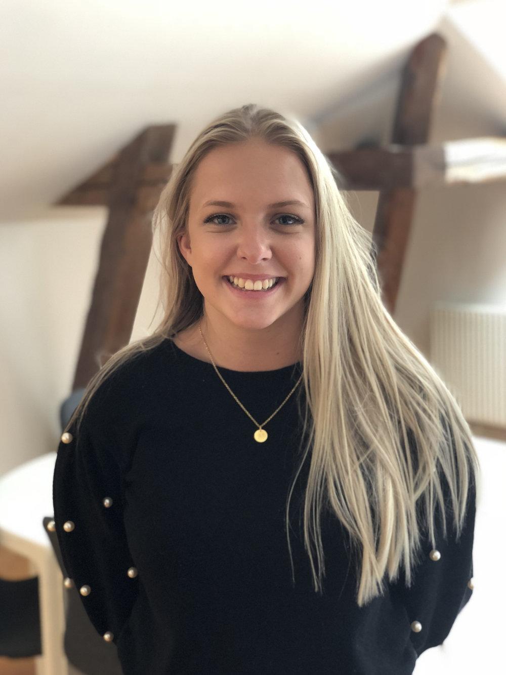 Melinda Gustavsson, VD, delägare Städarna i Jönköping AB