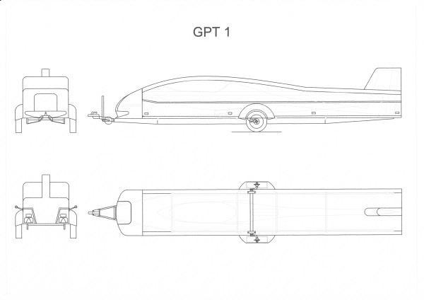 GP T1 Trailer
