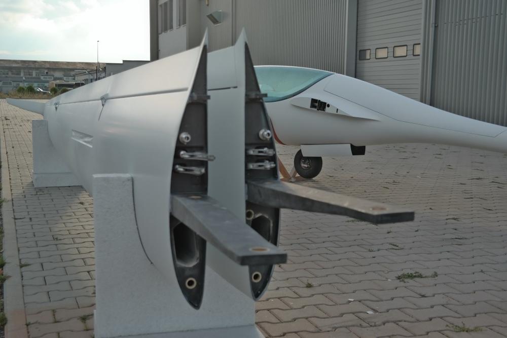 GP 14 wings