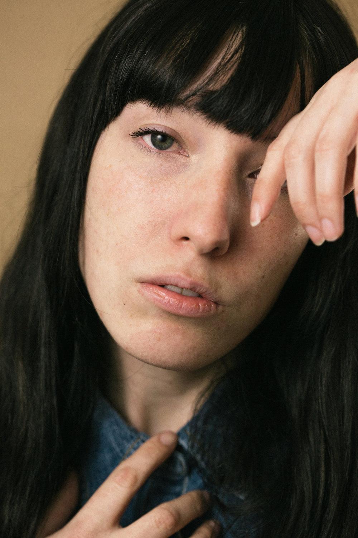 Model: Ashley Dowd { @ashleydowd }