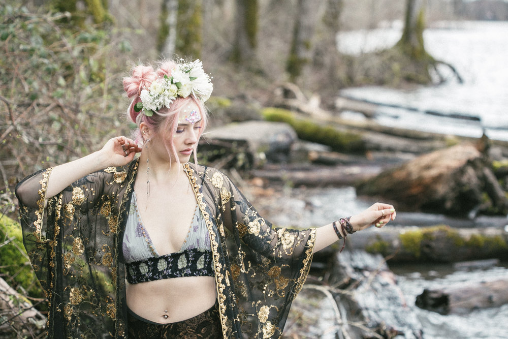 Love Tribe Style - Tien Austin Photography - Portland, OR