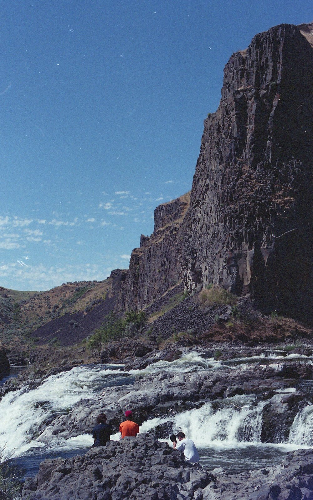 Palouse Falls || 35mm || Tien Austin Photography