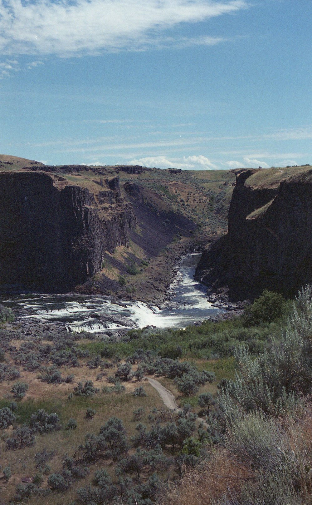Palouse Falls || Tien Austin Photography || 35mm