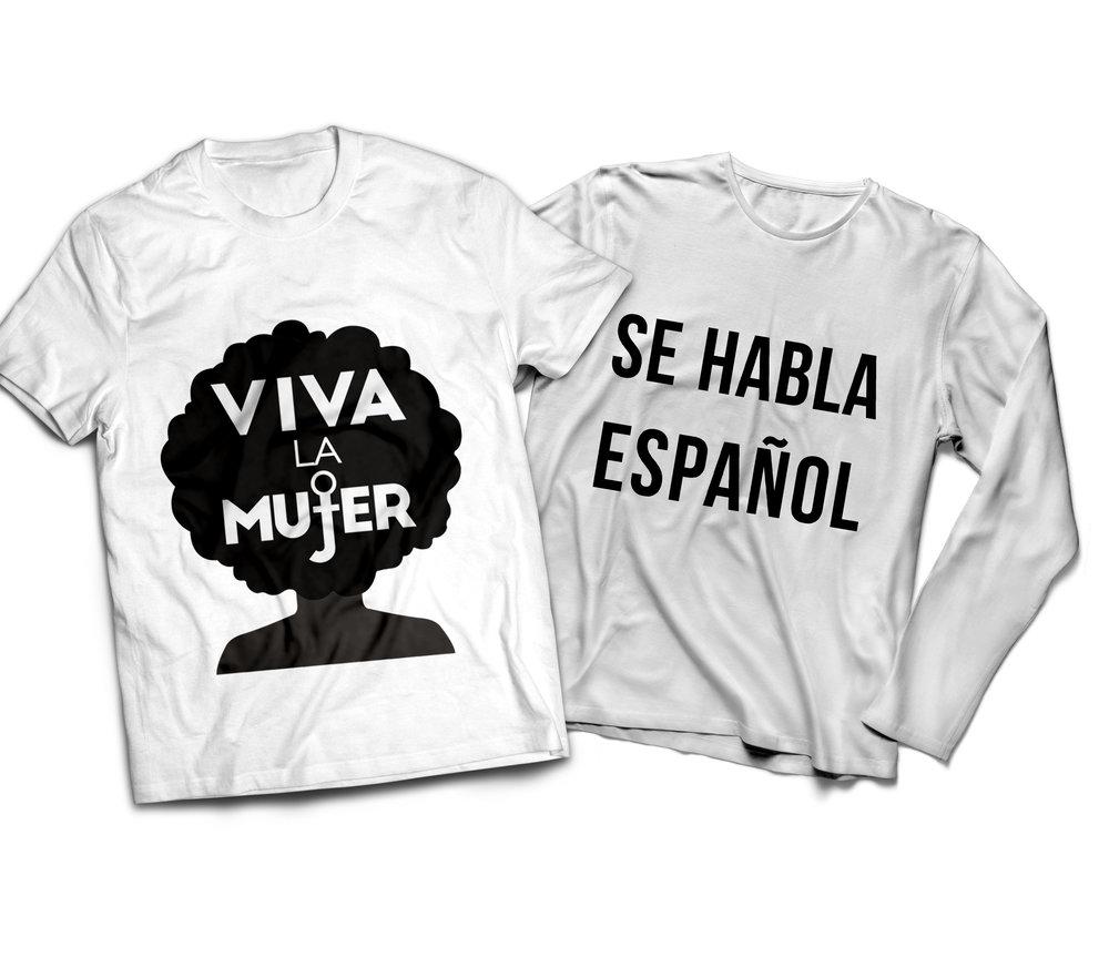 Se Habla Español   Apparel Design