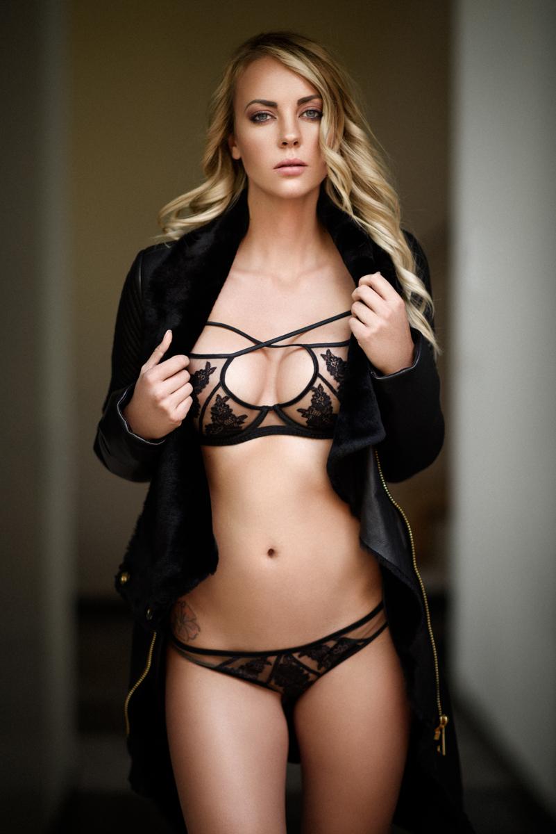 Playmate Sarah Domke