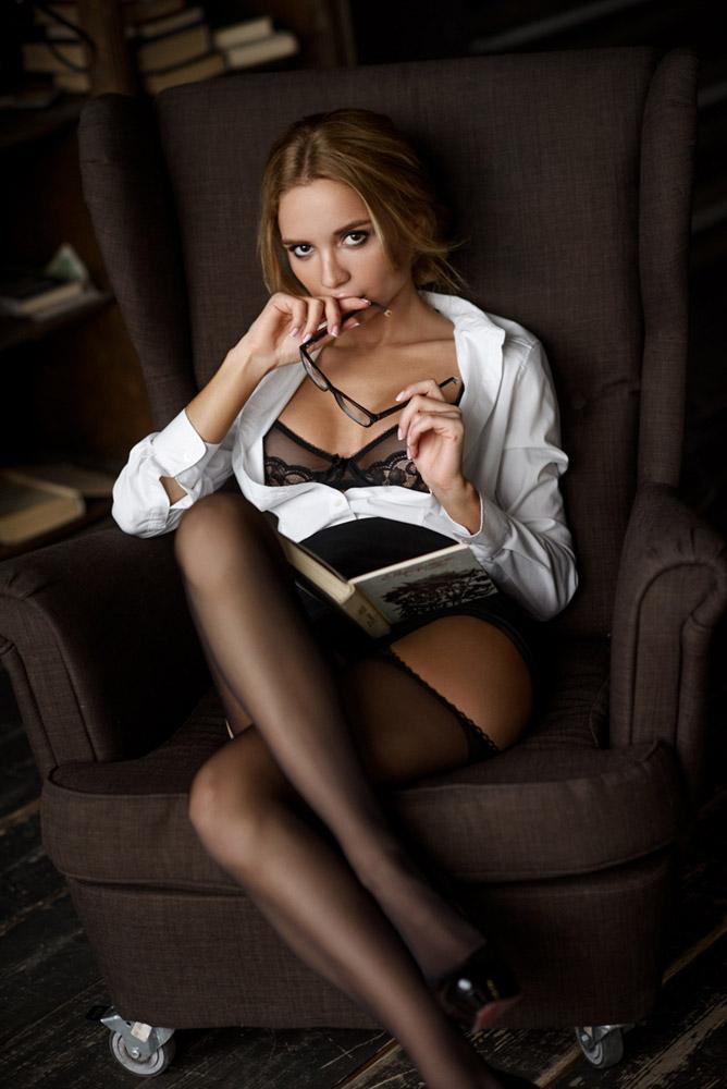 Ekaterina Zueva Foto:Sacha Leyendecker