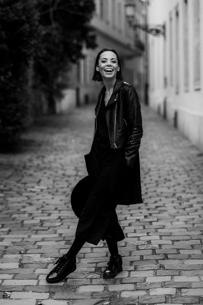 Model: Katia Martin