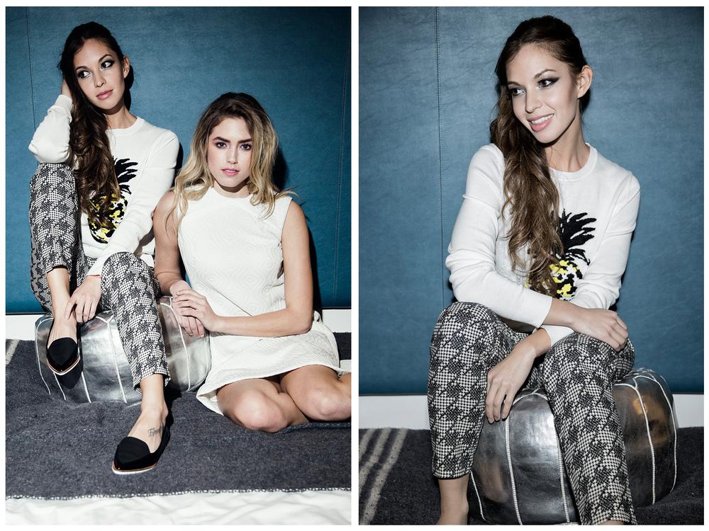 Key Model Management Sarah E & Shenna
