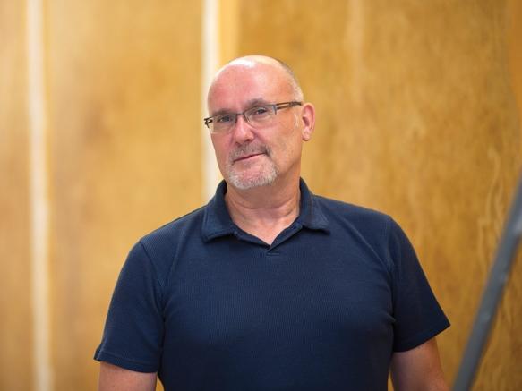 Peter Gorman, Gorman Studios的創始人兼創意總監。