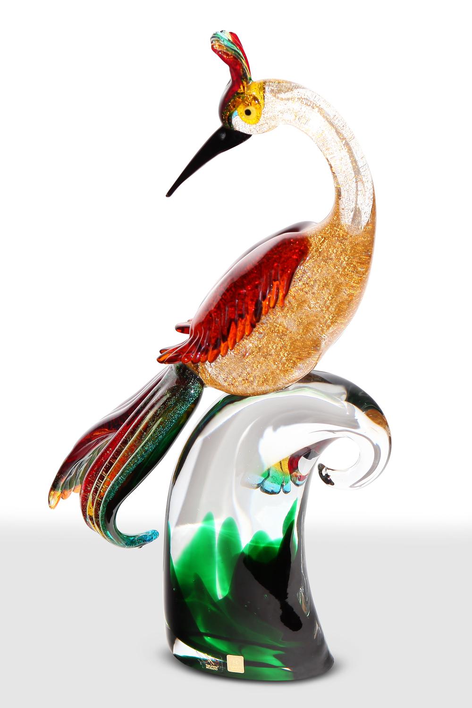 Oscar Zanetti-Paradise Bird