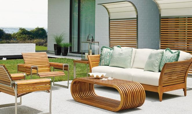 健康自然的木制家居会让你充分享受家中的惬意石光。At  lexington.com