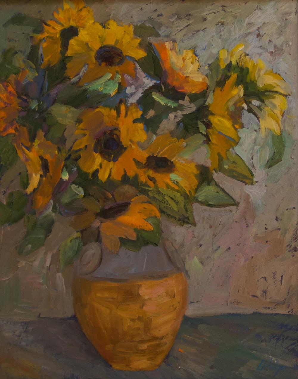 Sunflower Dreaming