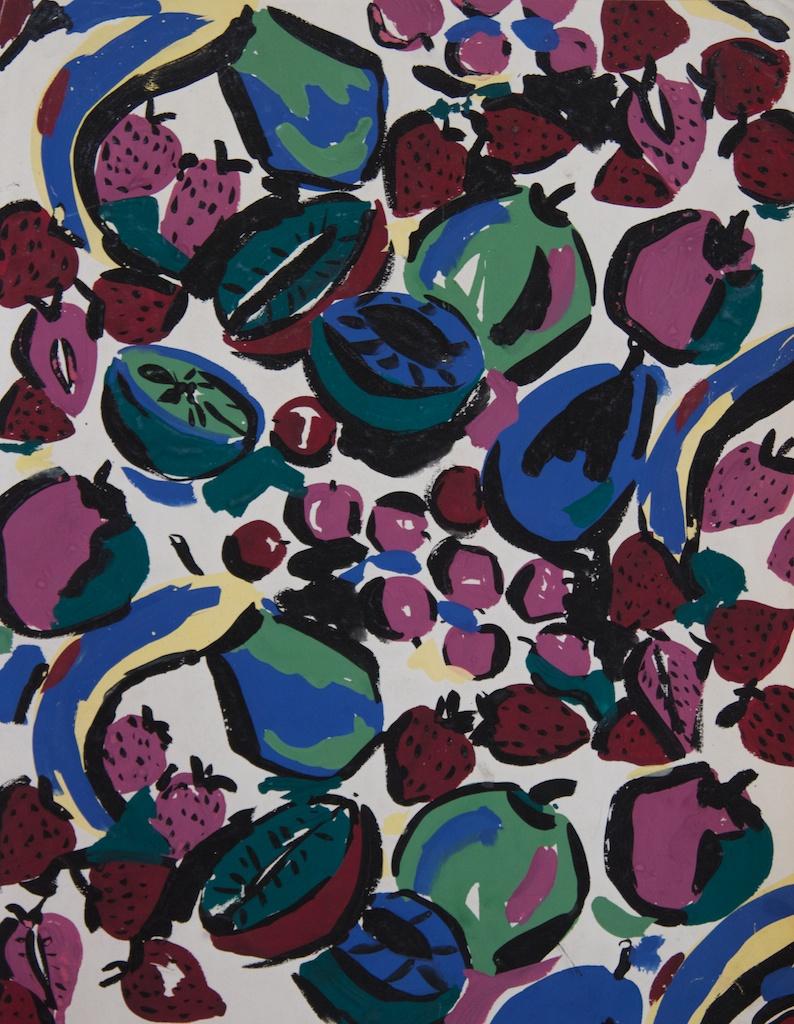 Matisse Fruit