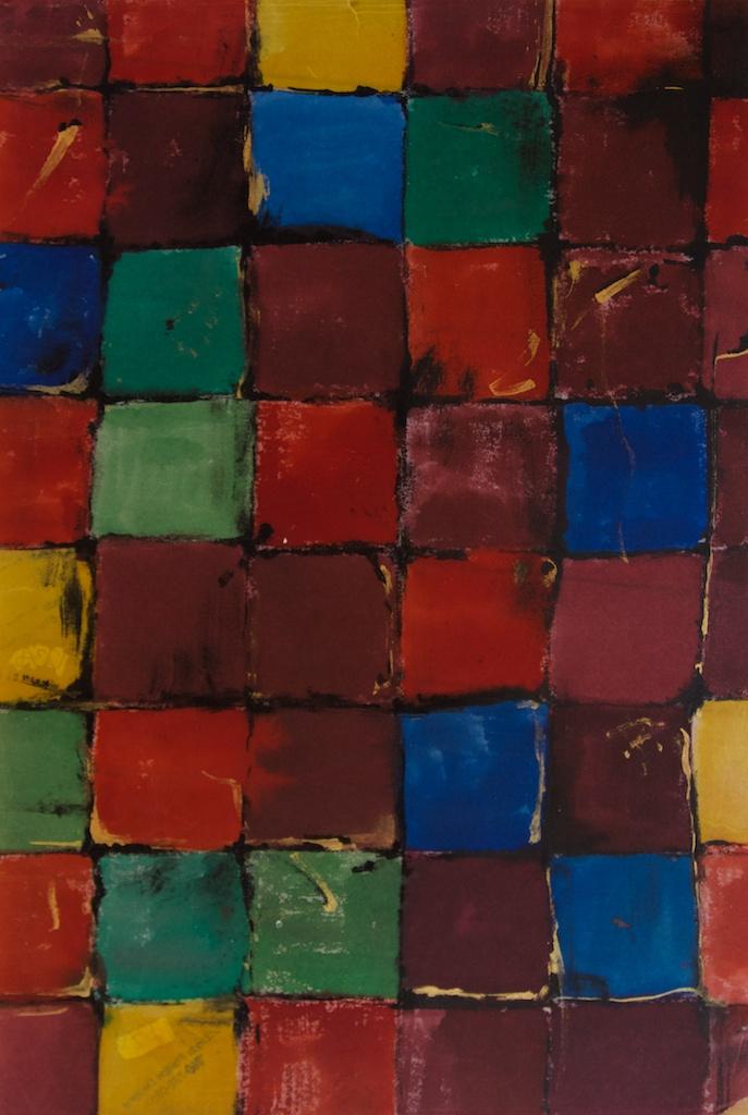 Square Color Splash