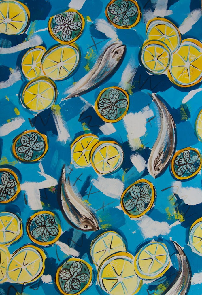 Kitchen Fish