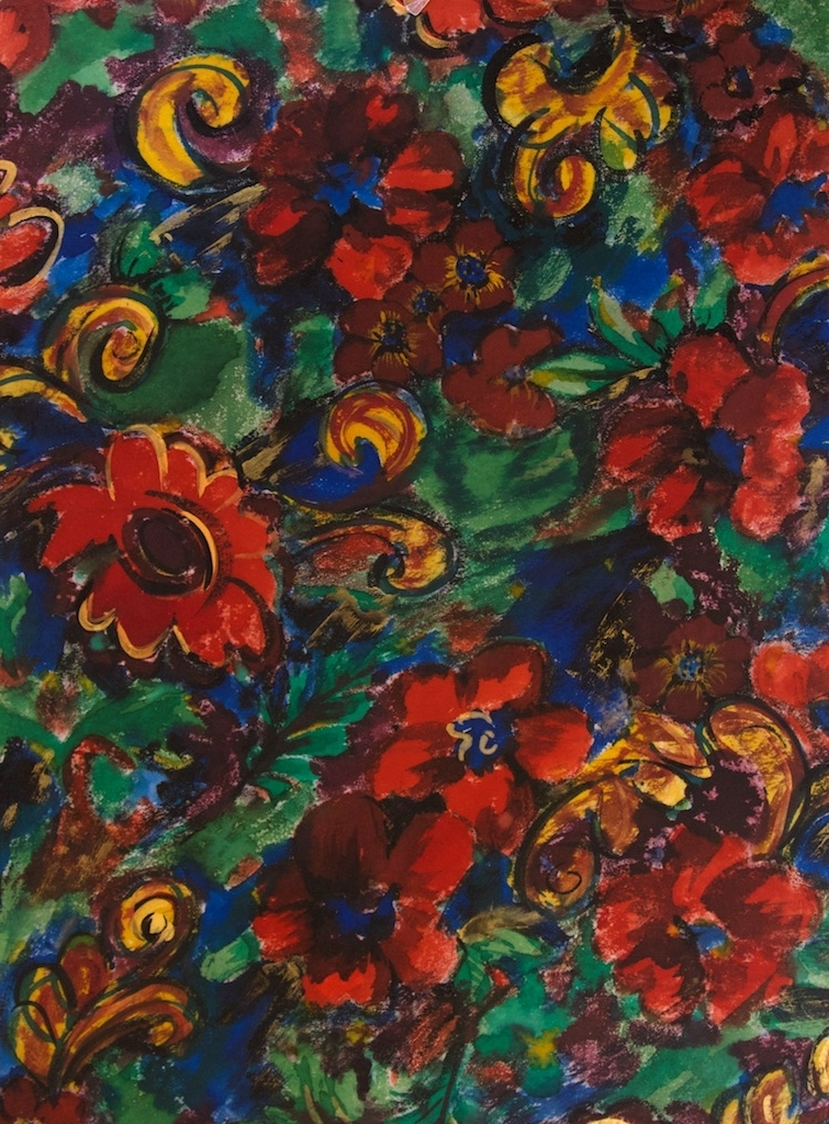Flower Color Splash