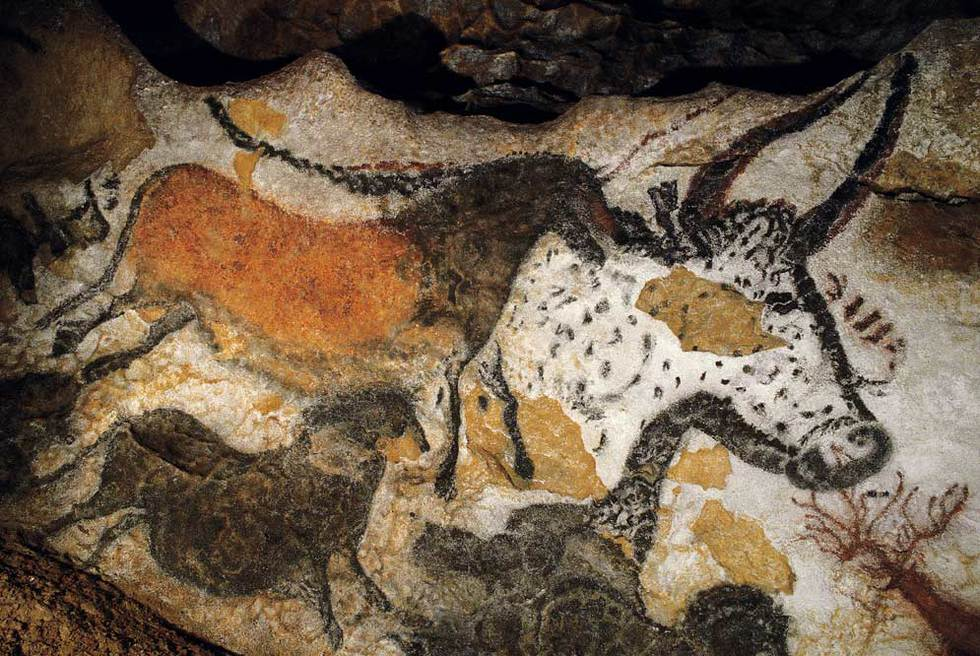 Paintings at Altamira Cave