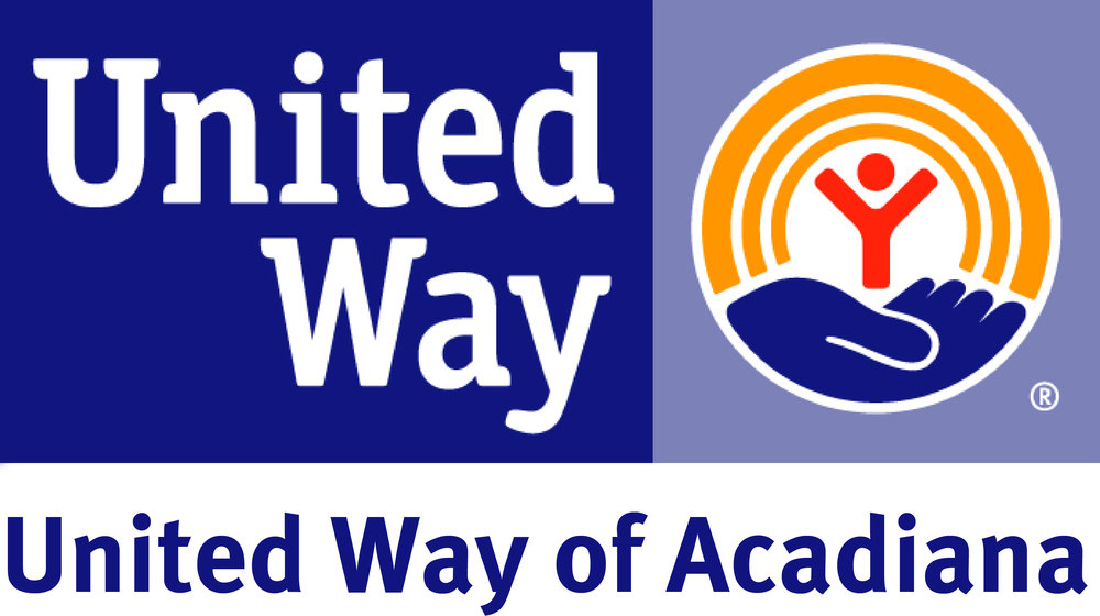 The Outreach Center's Lighthouse Shelter is supported by a PACT United Grant from United Way of Acadiana.