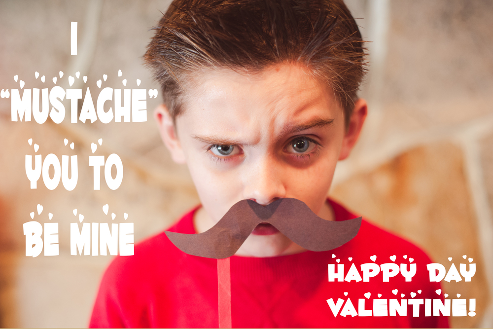 Photo Valentines for Kids | Angela Hatch Photography