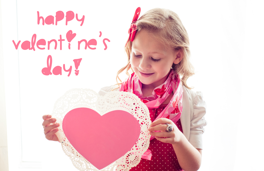 Photo Valentine Ideas for Kids | Angela Hatch Photography