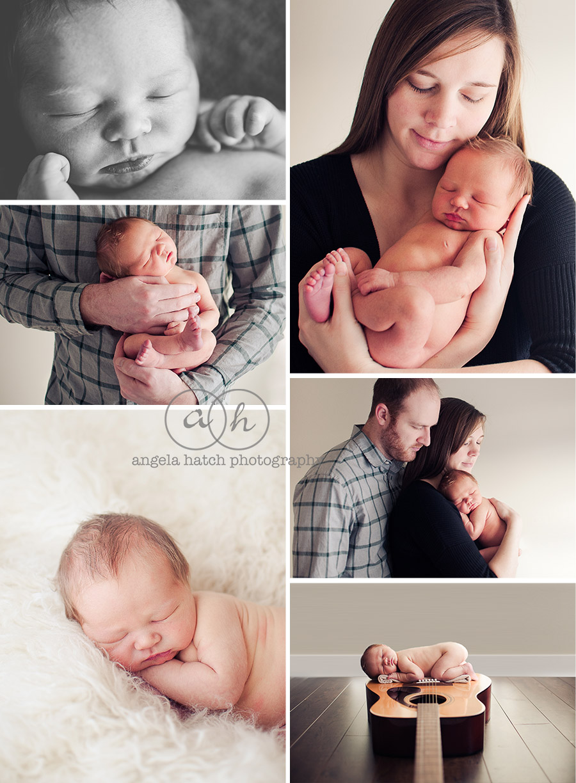 Angela Hatch Photography | Utah Newborn Photography