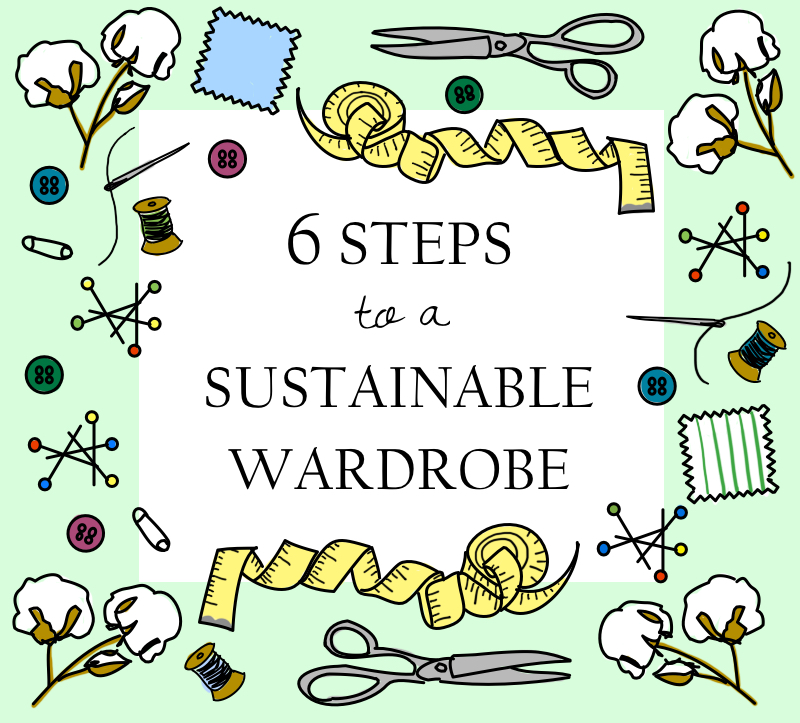Summer Edwards, 6 Steps to a Sustainable Wardrobe The ultimate sustainable fashion guide (+ workbook), giving you the actionable steps you need to transform your wardrobe and embrace sustainable style.