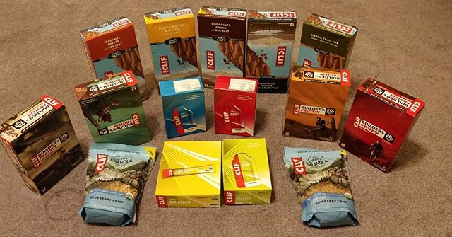 Skew from our human team pictures. BIG shoutout to @clifbar for providing us with bars, gels, bloks, granola and more, giving us all the fuel we'll need this race season!  @clifbar #clifshot #clif #clifbar #clifbloks