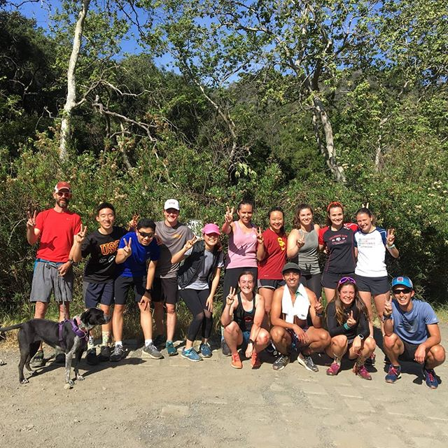 Race season might be over, but we still train because #triathlon is a way of life. A long and sunny trail run at Sullivan Canyon constitutes a good pre-GoT workout, right?  #running #runningmotivation #sullivancanyon #sullivancanyontrail #triathlontraining #run #runner #runners