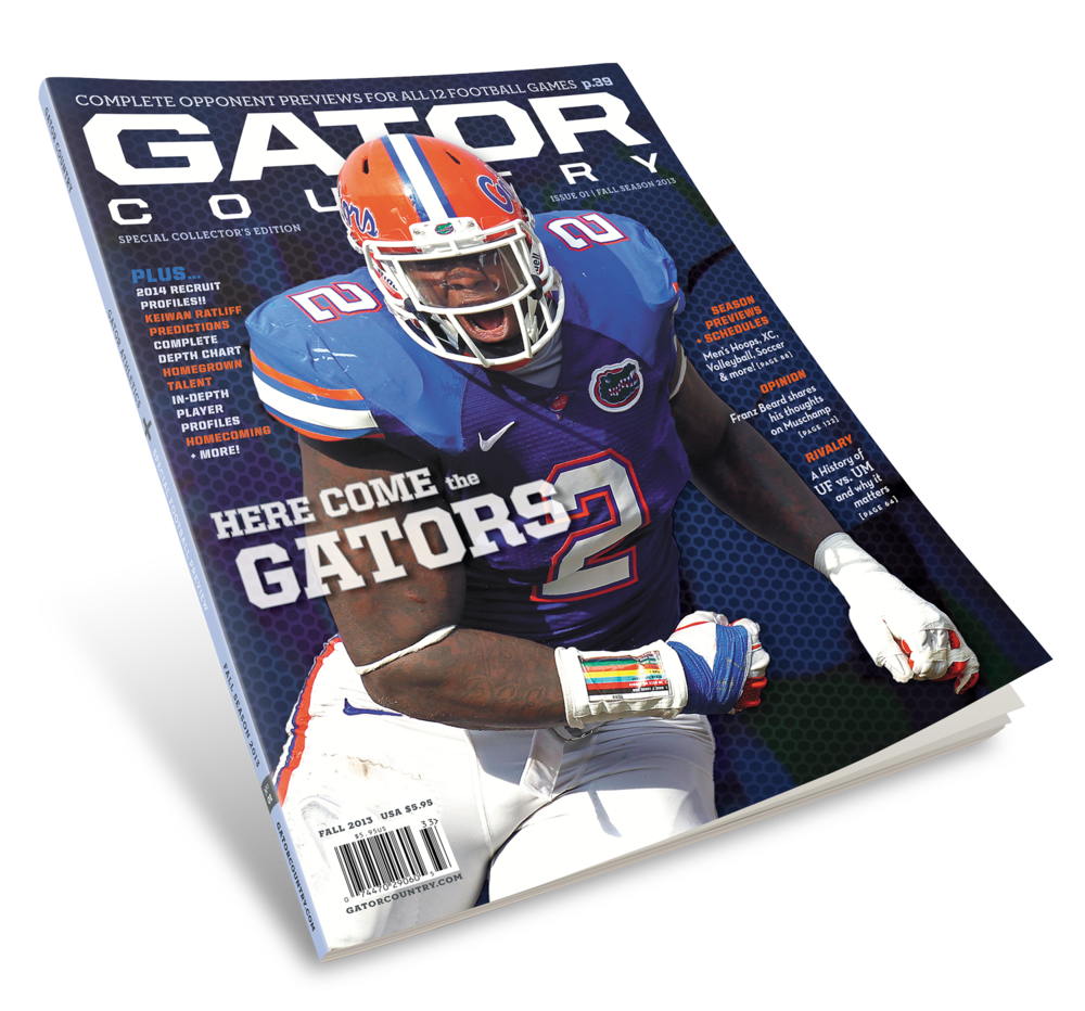 Gator Country Issue 01