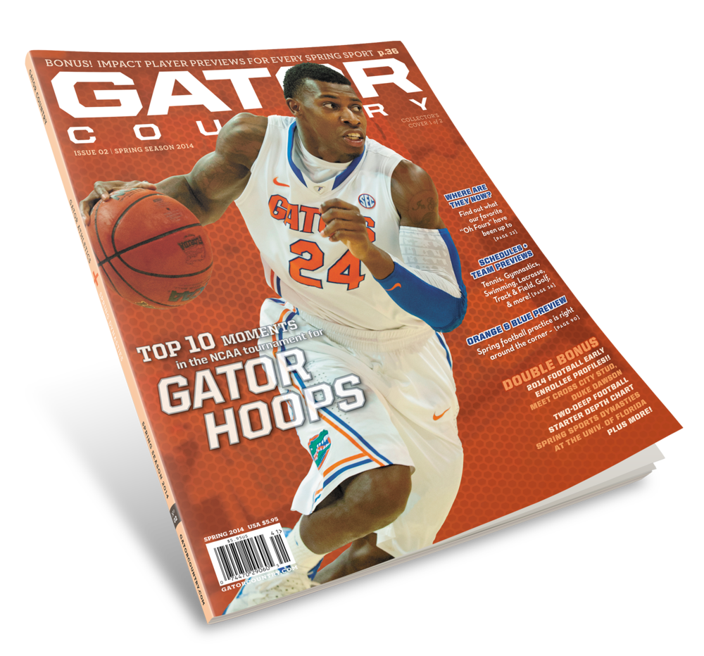 Gator Country Issue 02