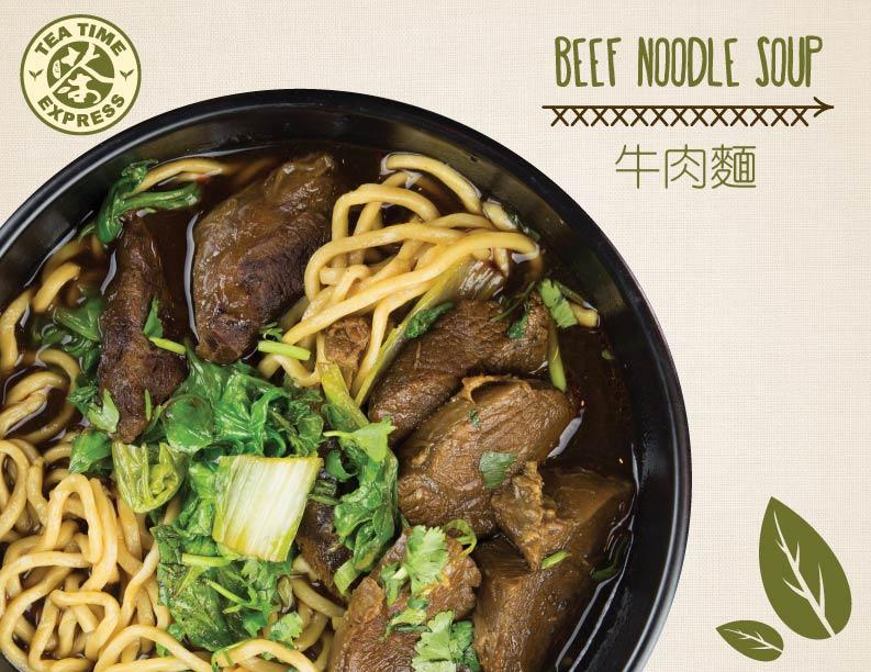 Beef Noodle Soup