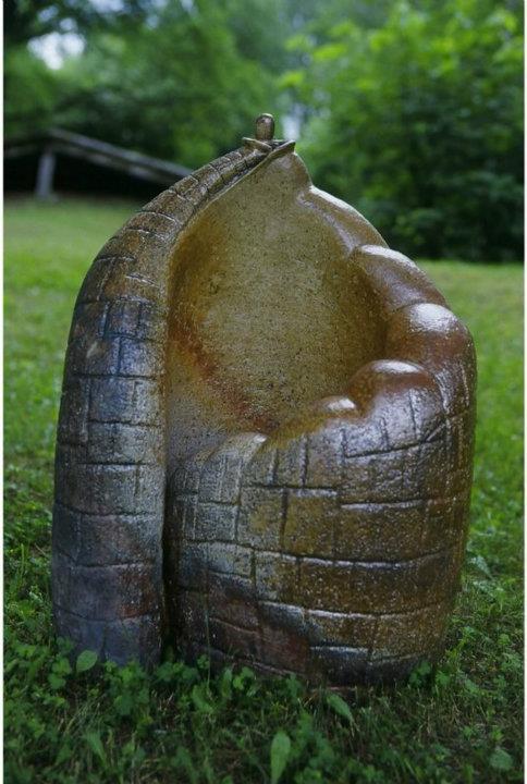 柴燒作品 「禪」