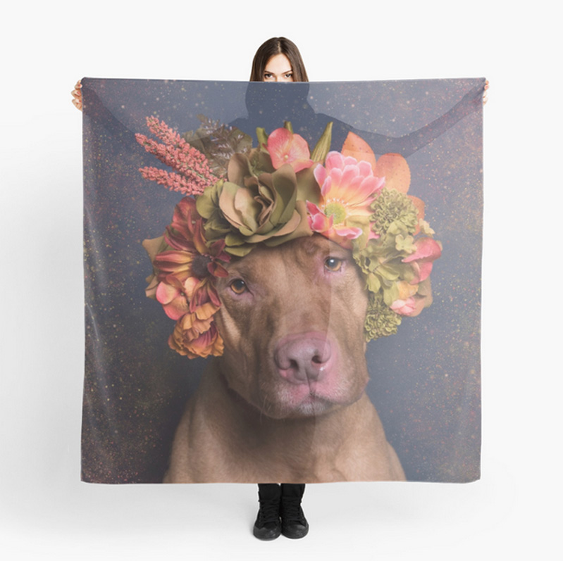 """SCARVES.  One of my personal favorites! They make great gifts. Luxury feel. Large 55"""" square. Full print is visible on the front and reverse. Microfiber polyester with a slightly transparent effect. Hand wash only. Do not dry clean or tumble dry. Ships worldwide via RedBubble."""